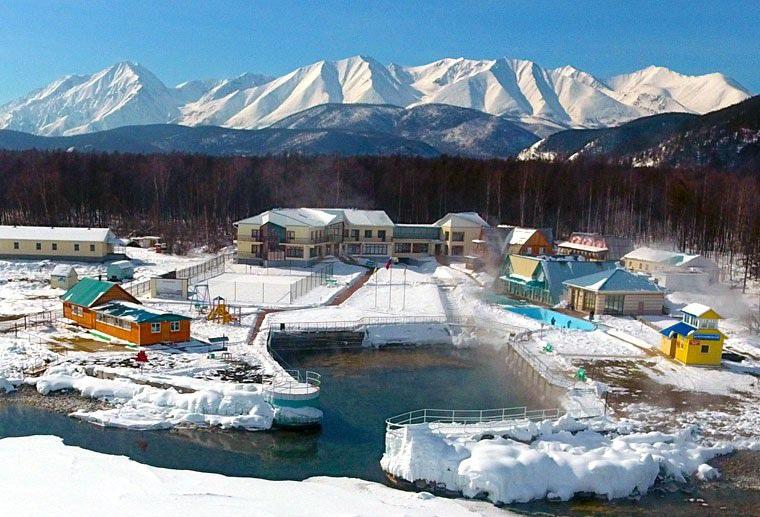 Термальные источники Байкала