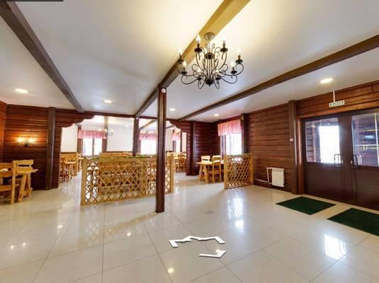 Парк-отель «Хамар-Дабан»