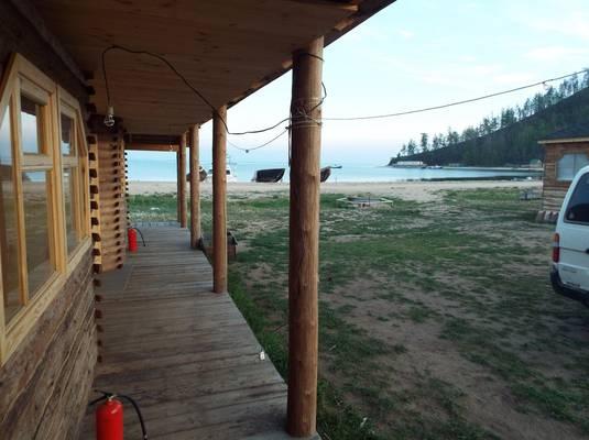 База отдыха «Чивыркуйский залив»