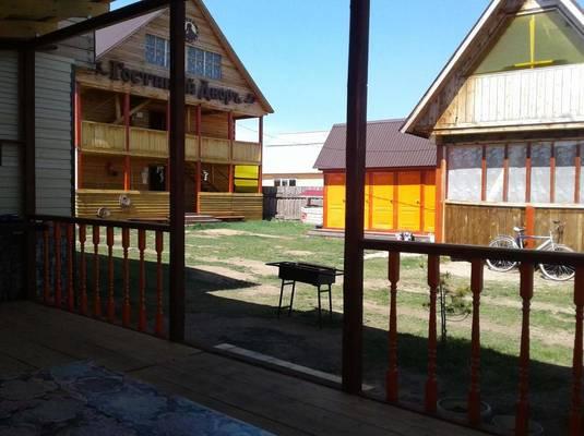 База отдыха «Гостиный дворъ»