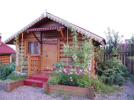 Семейная усадьба Baikal Home