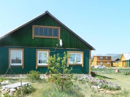 Гостевой дом «Байкальская подкова»