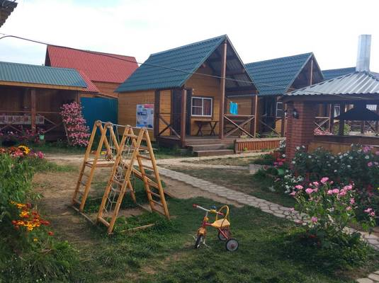 Гостевые домики «Уютный дворик»