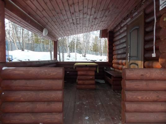 Гостевой дом «Байкальская заимка»