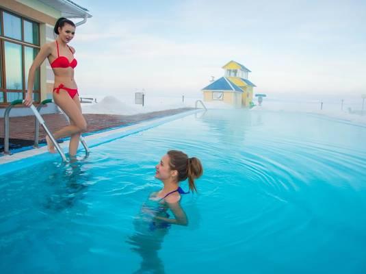 Лодж-отель «Байкальская резиденция»