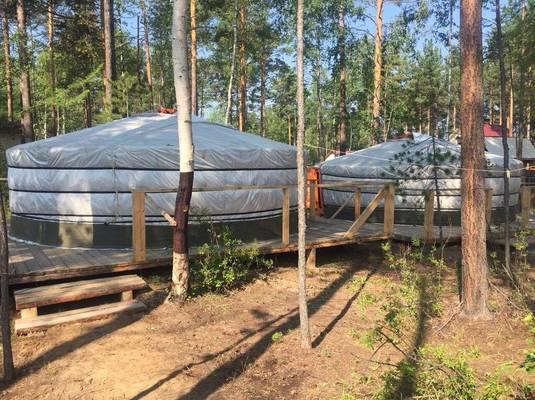 База отдыха «Горячинск»