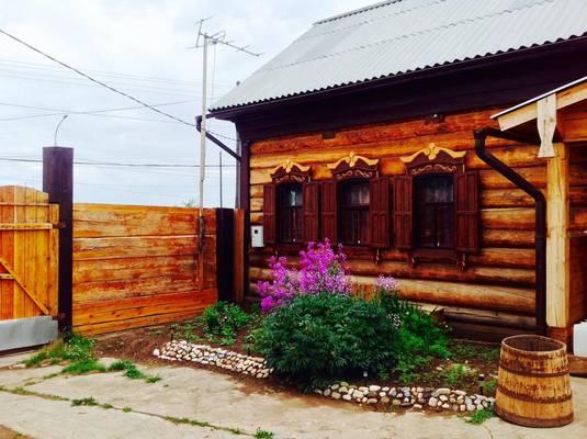 Гостевой дом «Пора в Энхалук»
