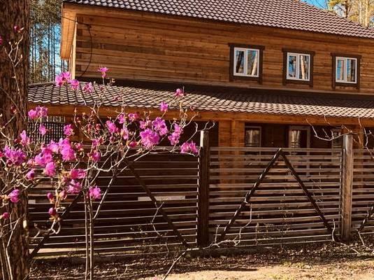 Отель «Байкальская нерпа»
