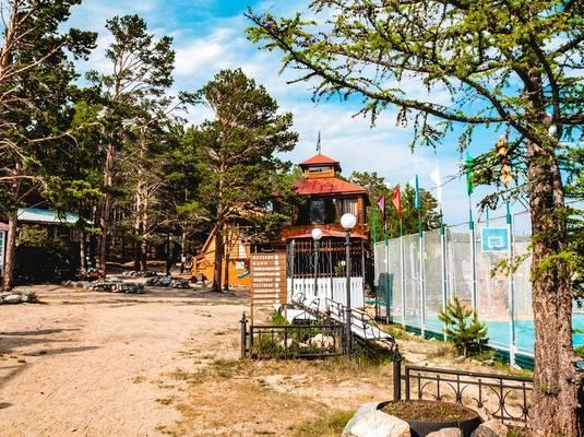 База отдыха «Байкальские Дюны»