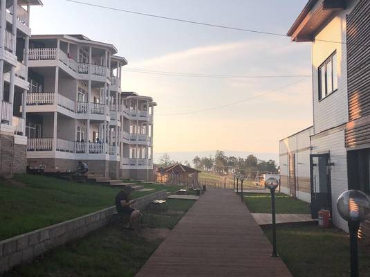 Отель «Байкал Хан Ольхон»