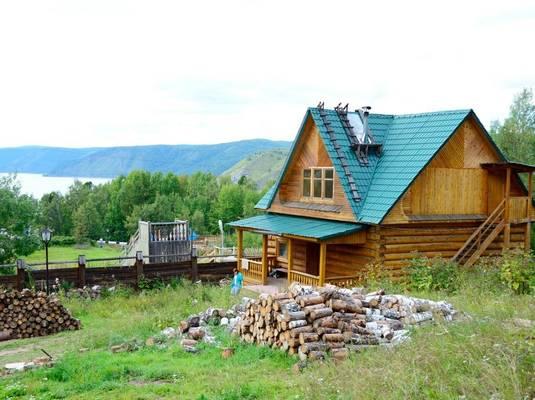 Загородный отель «Байкал»