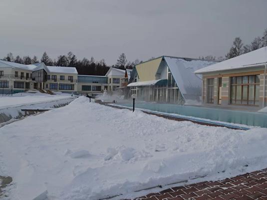 База отдыха «Мыс Котельниковский»